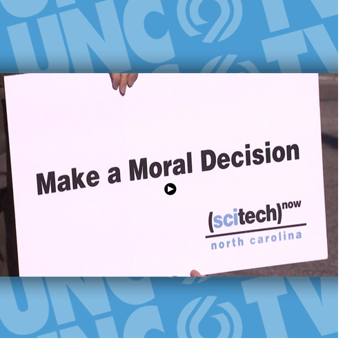 UNC-TV: How Personal Values Matter When Making Choices