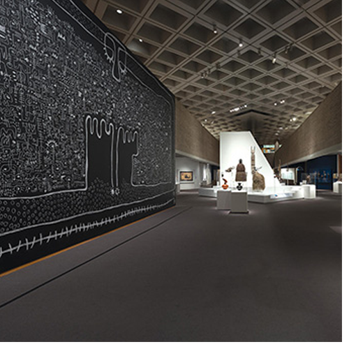 The North Carolina Museum of Art's newly expanded African art gallery opened in the summer.