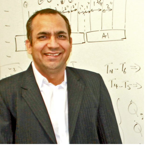 When assistant professor of technology, Dr. Bijandra Kumar, joined Elizabeth City State University in September 2017, he brought with him research on the cutting edge of sustainable technology.