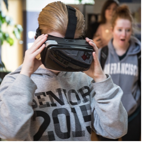 Step Inside a Virtual UNC System Residence Hall