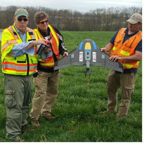 N.C. A&T, N.C. Emergency Management Drone Partnership Helps State Prepare for Storm Season