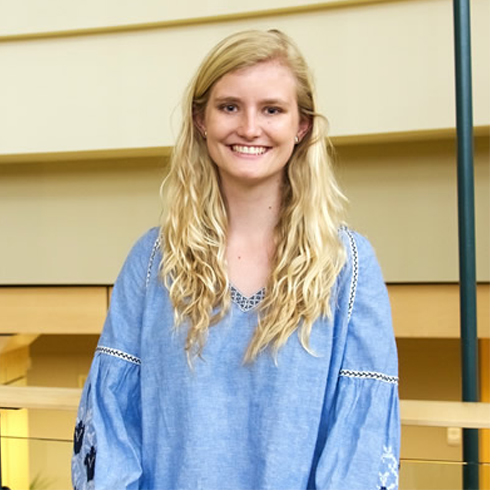 UNC Charlotte's Eileen Jakeway is headed to England's University of Oxford
