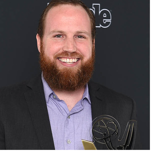 """Nathan Fenwick Smith, who received his M.F.A. in 2014, won for his score for """"The Collection."""""""