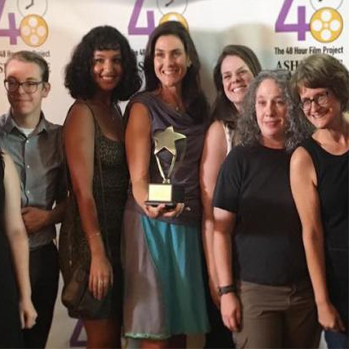 48 Hours to Victory: Team UNCA Wins Best Picture in 48 Hour Film Project