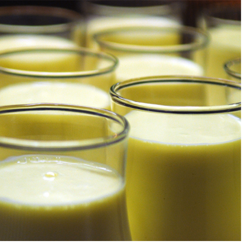 Here are a few questions and answers about eggnog and food safety.