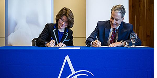 Mission Health and UNC Asheville Enter Into Ambitious New Partnership That Promises Meaningful Benefits for Students, Mission Health Team Members, and the Asheville Community