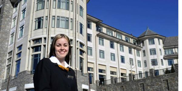 WCU Hospitality and Tourism Program students analyze impact of tourism on local economies